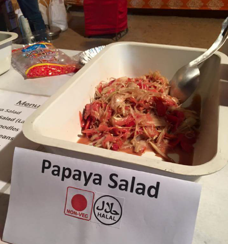 papaya-salad