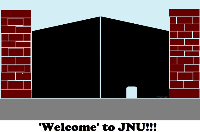 WElcome to jnu